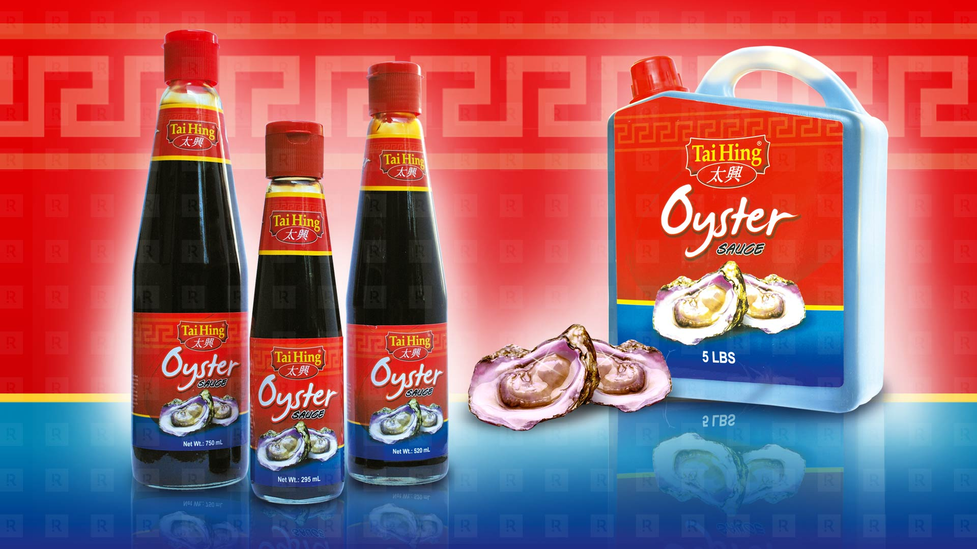 Tai Hing Oyster Label Design