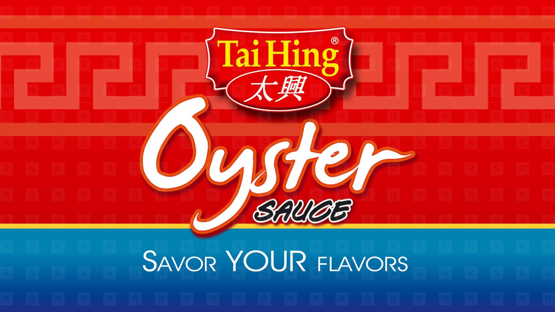 Tai Hing Oyster Sauce Brand Design
