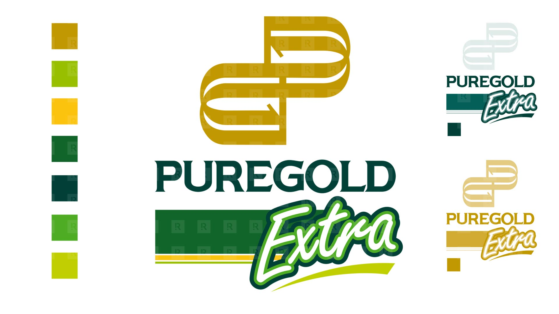 Puregold Extra Corporate Identity