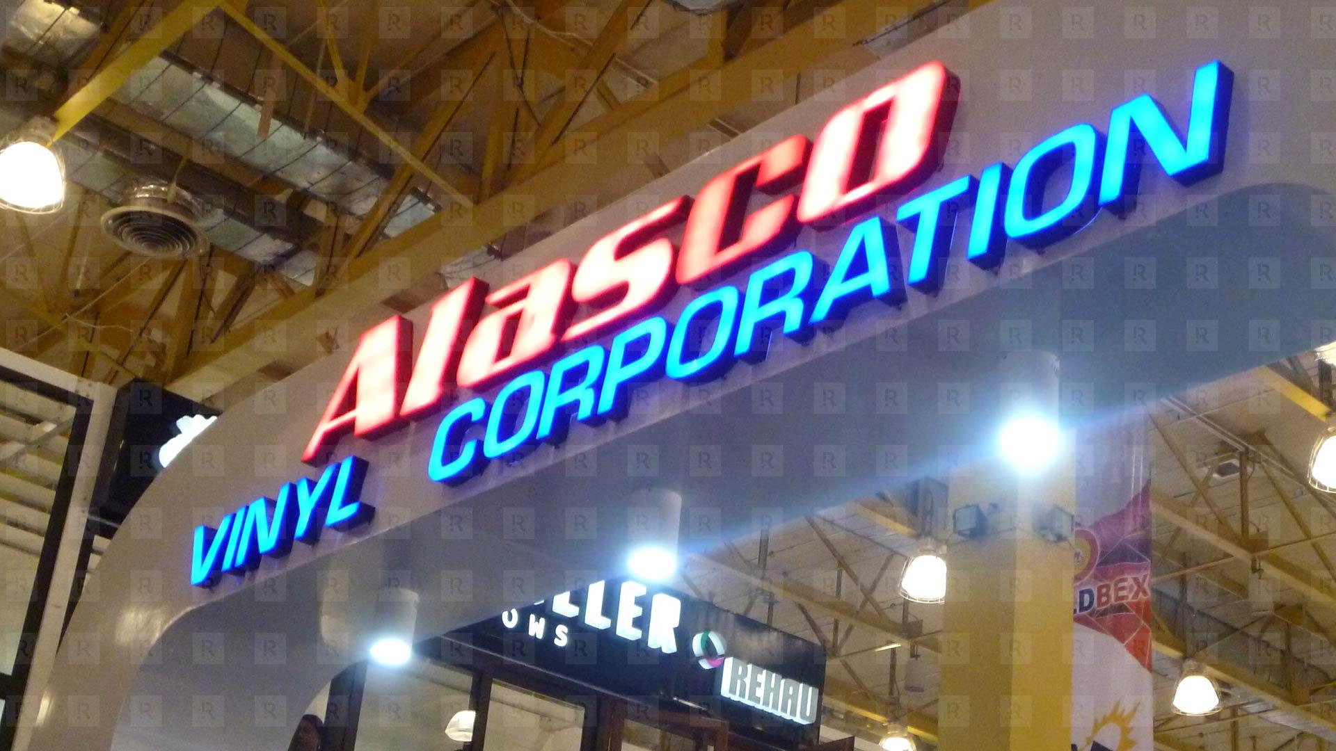 Alasco Booth Worldbex