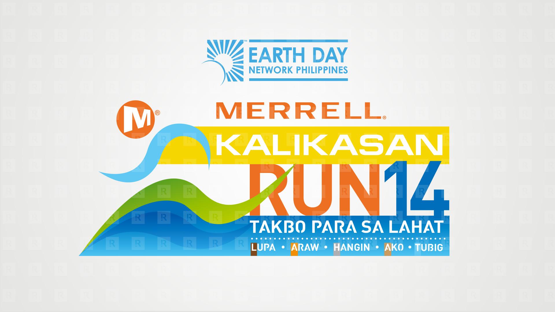Earth Day Fun Run Logo